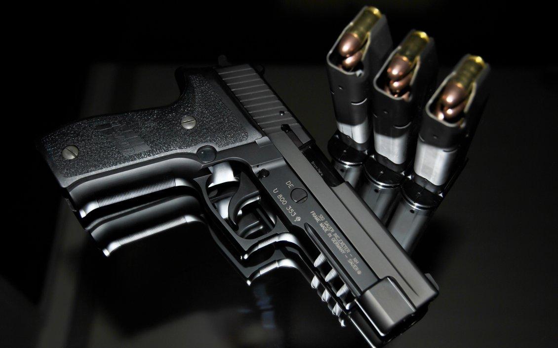Gun Ammo Wallpaper Sig Sauer Gun Ammo P226