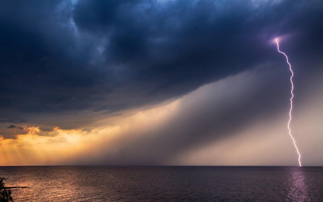 lightning storm hd wallpapers