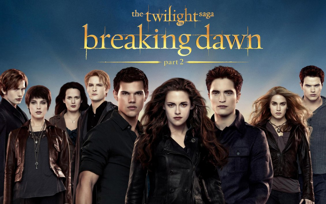 Download Wallpaper The Twilight Saga: Breaking Dawn