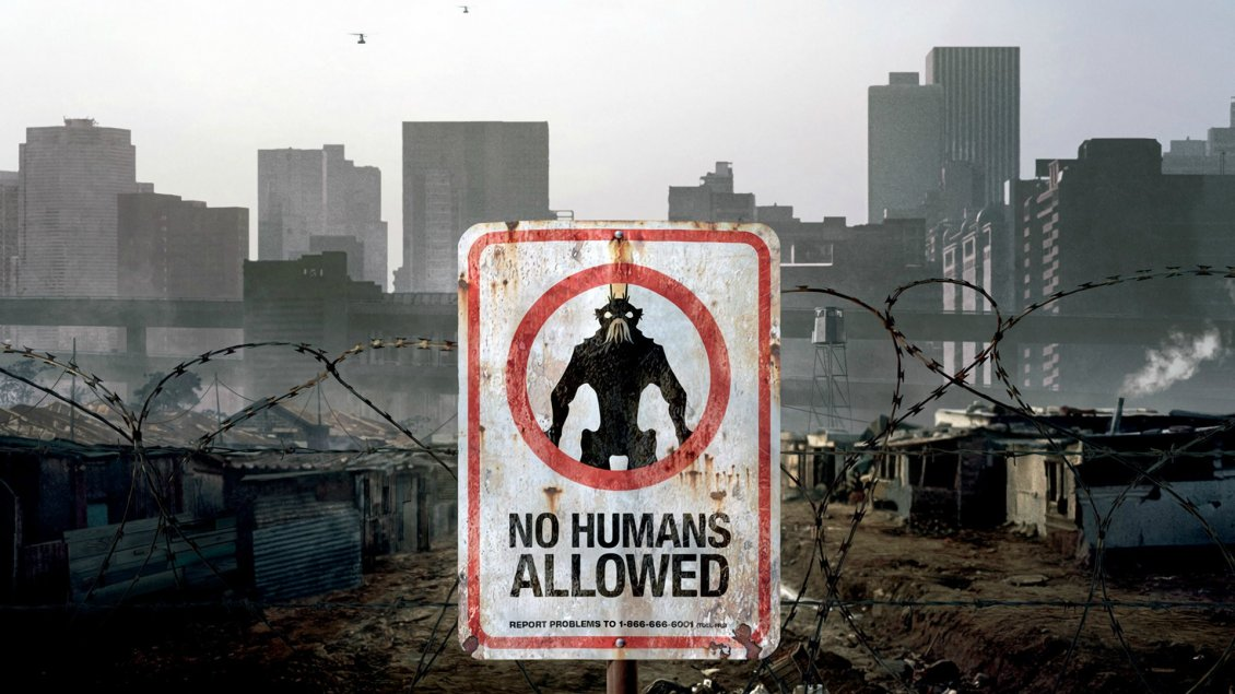 Download Wallpaper No humans allowed