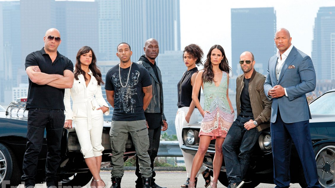 actors fast and furious 7 movie wallpaper