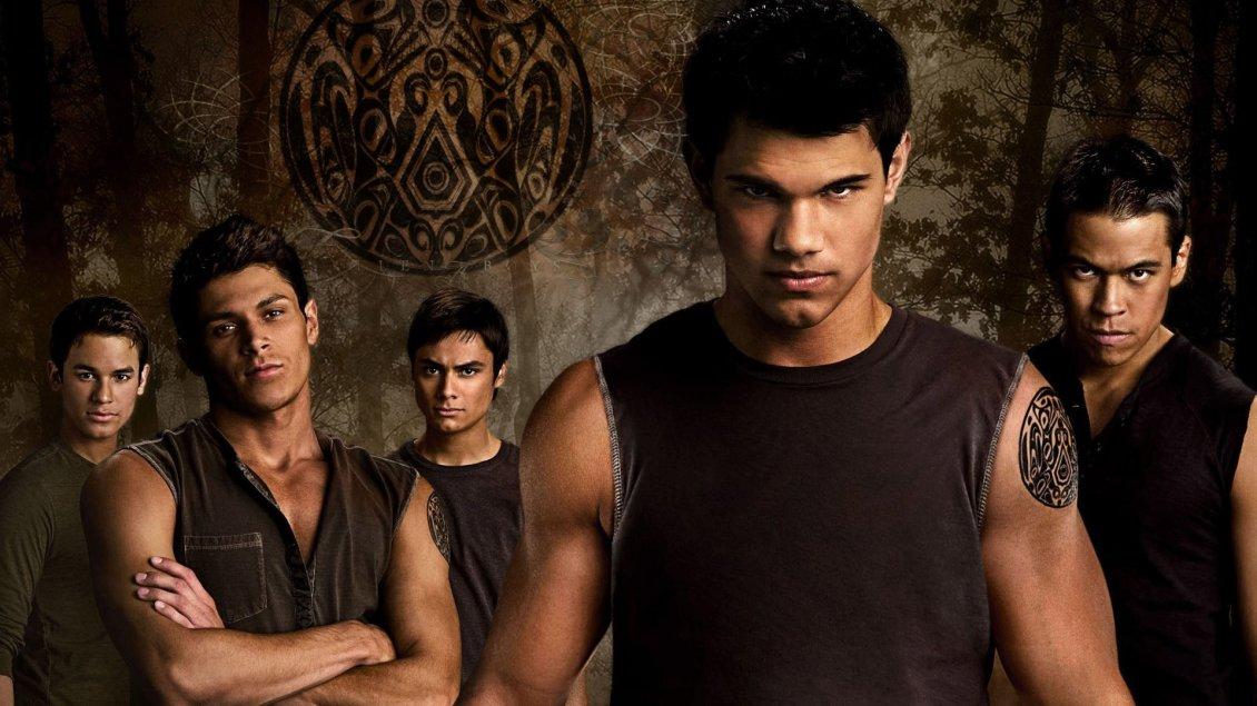 The Twilight Saga New Moon Movie Wallpaper