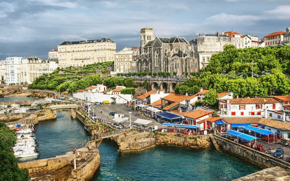 Download Wallpaper Famous France Cities - Tourist Places