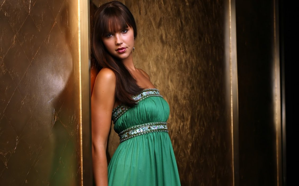 Download Wallpaper Arielle Kebbel an American actress and model