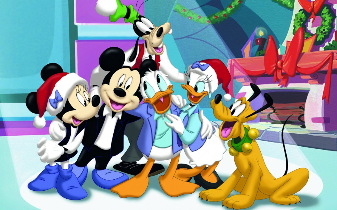 mickey mouse clubhouse christmas time - Mickey Mouse Clubhouse Christmas