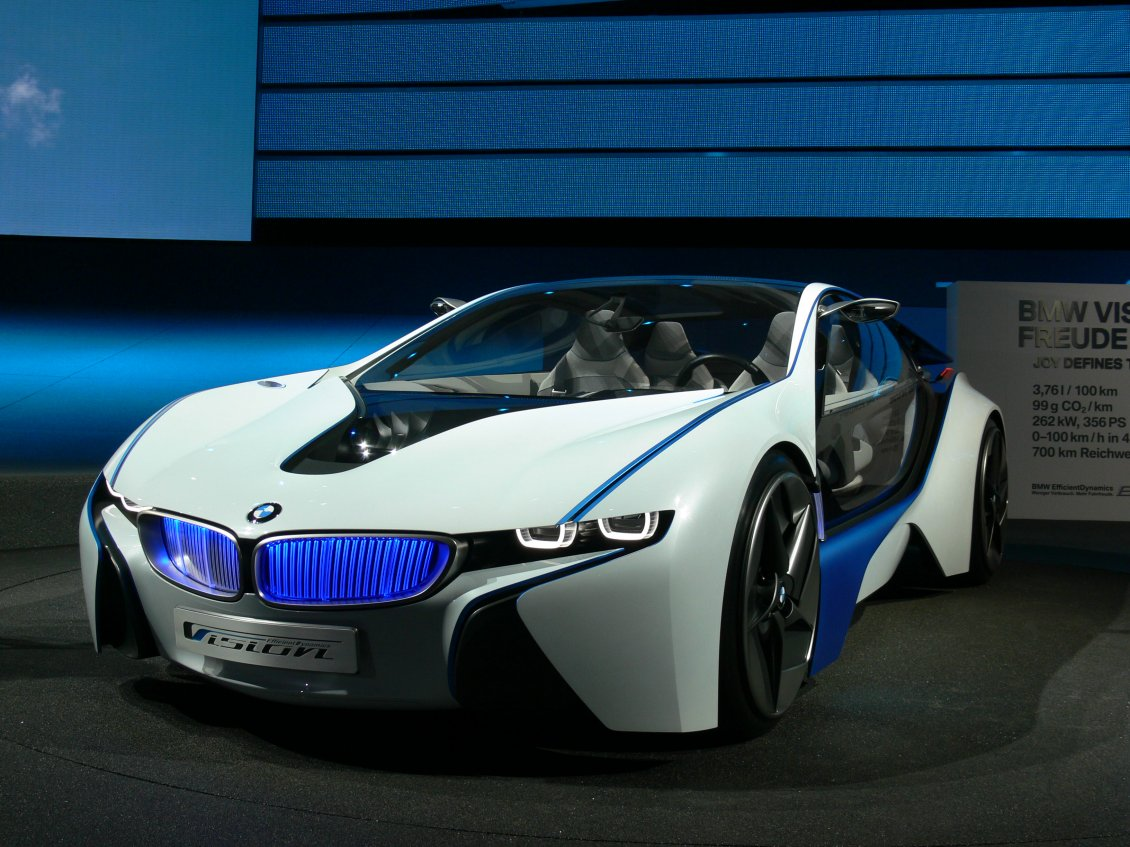 Download Wallpaper BMW X9 concept vision - Amazing car