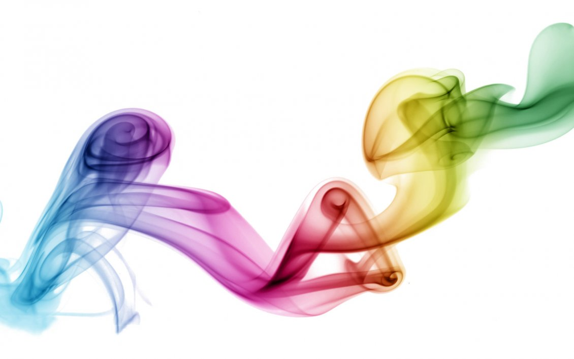 Rainbow smoke graphic design wallpaper for Images of design