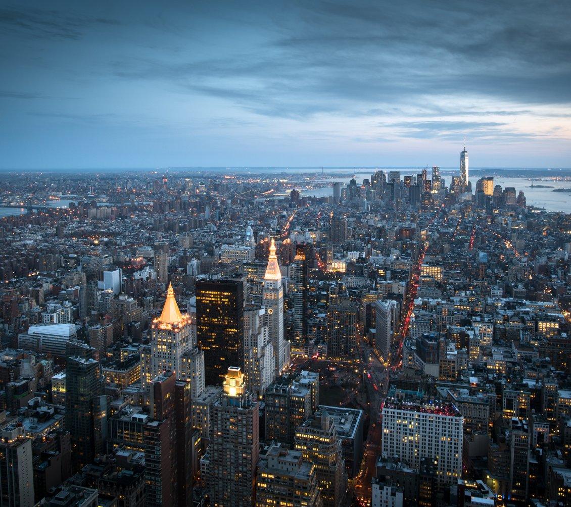 Top Wallpaper Night Empire State Building - 10019_Night-in-the-New-York-City-Empire-State-Building  Gallery-588345.jpg