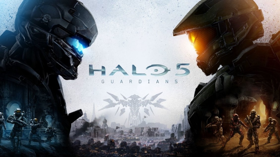 Download Wallpaper Halo 5 Guardians game wallpaper
