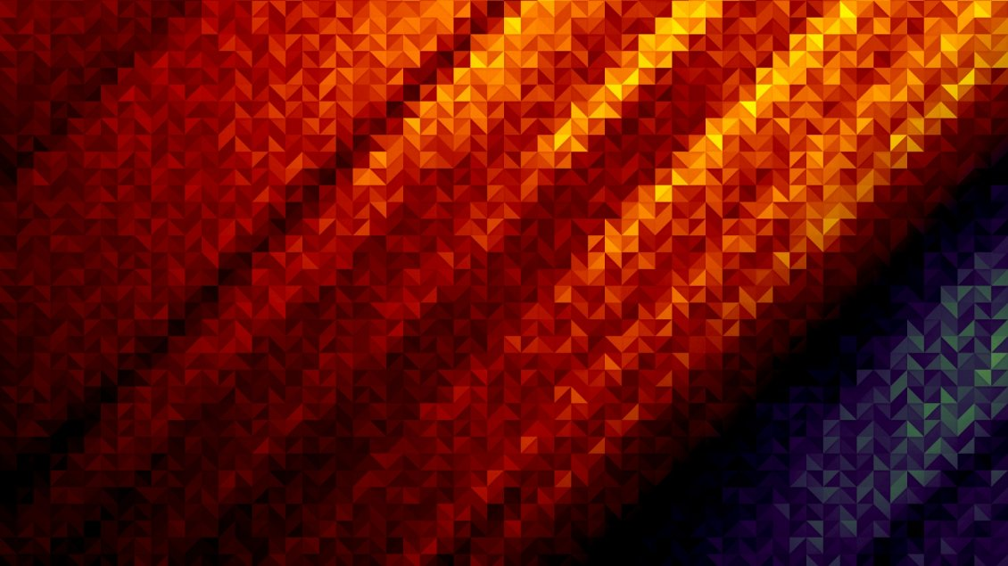 Download Wallpaper Abstract orange and purple wallpaper