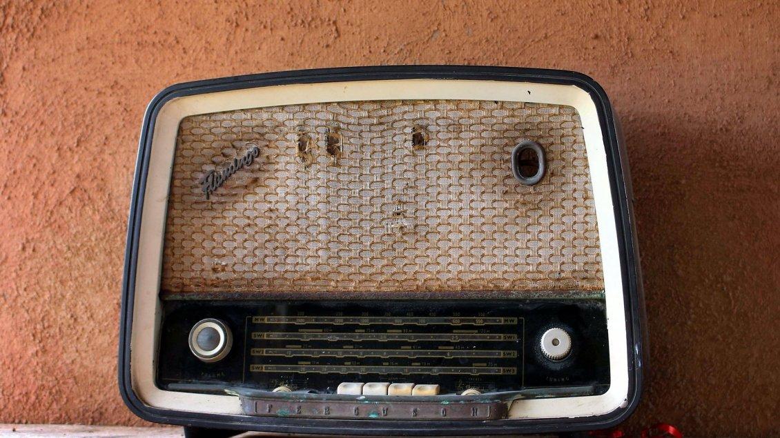 Old Vintage Radio 34