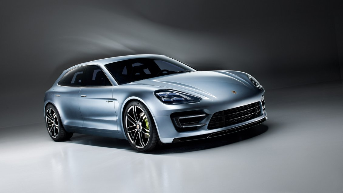 Download Wallpaper Porsche Panamera Turismo Concept Car