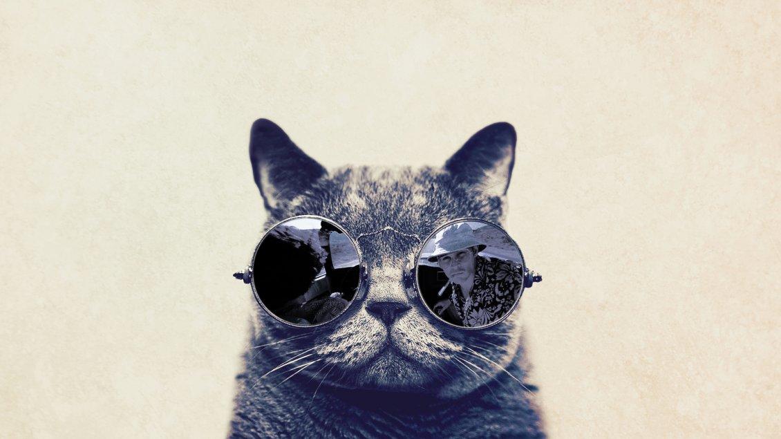 Sunglasses Hot Dog