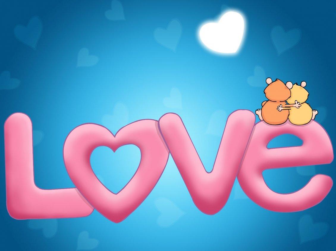 Good Cartoon Love HD Wallpaper Free Download - 11331_Big-word-love-HD-wallpaper  Trends_3039.jpg