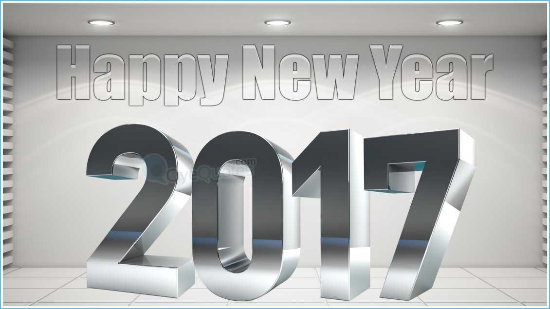 Download Wallpaper Grey wallpaper - Happy New Year 2017 HD