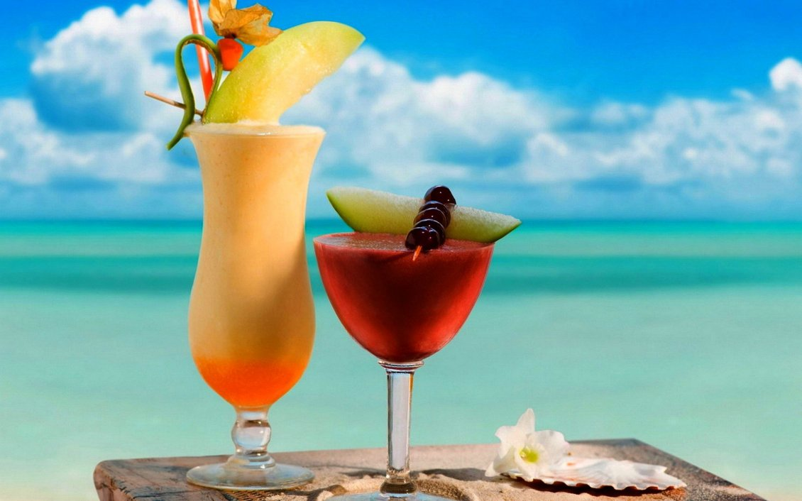 Download Wallpaper Choose your favourite summer drink - Refresh your day