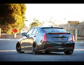 Cadillac D3 ATS