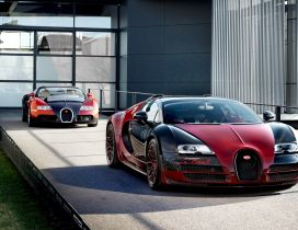 Bugatti Veyron La Finale the last ever build