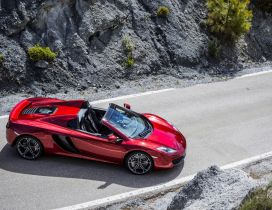 McLaren MP4-12C Spider with Retractable Hard Top