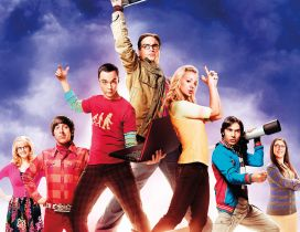 Series The Big Bang Theory