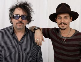 Director and Actor : Tim Burton and Johnny Depp