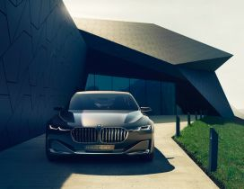 Future luxury vision from BMW