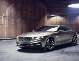 2013 BMW Coupe Concept Pininfarina Gran Lusso
