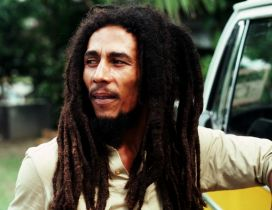 The amazing Bob Marley