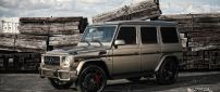 Mercedes Benz G55 AMG HD