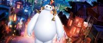 Image from Big Hero 6 movie