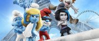 The smurfs 2 - Animation movie