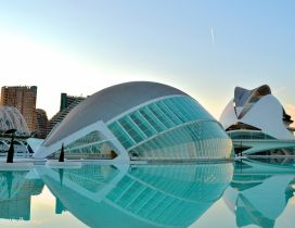 Valencia - Beautiful and modern buildings