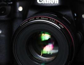Canon Lens EF 50mm