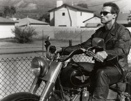 Terminator 2: Judgment Day - Arnold Schwarzenegger