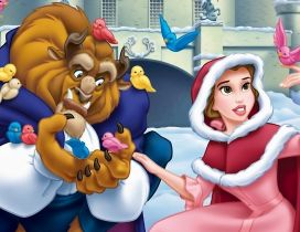 Beauty And The Beast - Animation movie