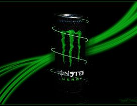 A dose of energizing monster