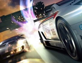 Racing car games - Games wallpaper