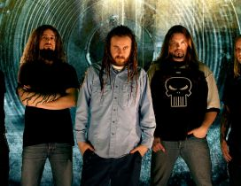 In Flames a Swedish heavy metal band