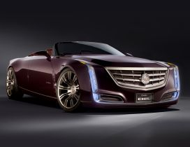Gorgeous Cadillac Ciel Concept wallpaper