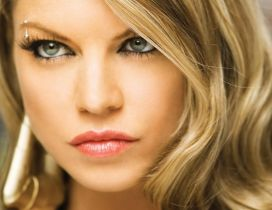 Fergie an American singer and songwriter