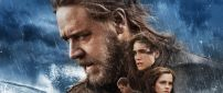 Noah Movie - Wallpaper with Russell Crowe