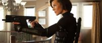 Resident Evil: Redistribution - Thriller movie
