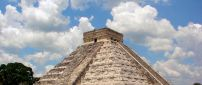 Wonders of the world - Maya archaeological heritage in Mexic