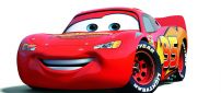 Lightning mcqueen red cars - Anime car