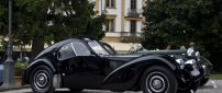 Bugatti Atlantic 57SC - Vintage car