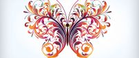 A beautiful graphic design - Butterfly wallpaper