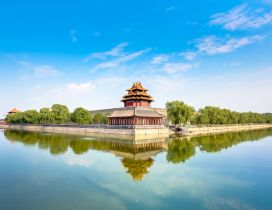 Forbidden City Corner, a very gorgeous attraction