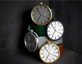 Bravur Watches in different colors