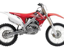 Honda CRF450R Motorcross