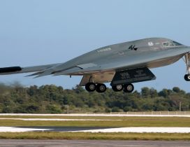 Northrop Grumman B-2 Spirit - Bomber US Airforce